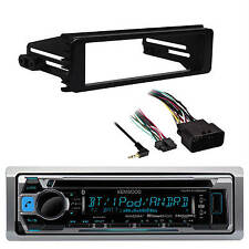 Bluetooth USB CD Marine Radio,98-2013 FLHT FLHTC Harley Touring CD DASH KIT FLHX