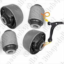 FRONT LOWER CONTROL ARM BUSHING FOR 2003-2008 HONDA PILOT 2 SIDE FAST SHIP