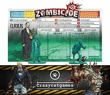 Zombicide - Lucius - Kickstarter Exclusive Promo Character (Board Games)