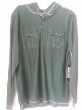 NEW ENGLISH LAUNDRY MENS CLOTHING SHIRT Green DESIGNER STYLE SIZE Medium ENGLAND
