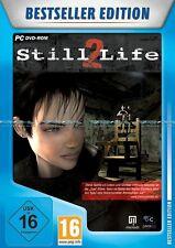 STILL LIFE 2 Horror-Adventure für PC NEU/OVP