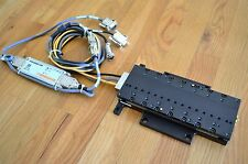 Parker Daedal MX80L Linear Servo Motor Actuator Stage 150mm Travel - THK CNC DIY