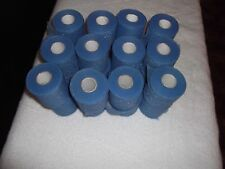 "BLUE TRAINERS PRE-WRAP   48 rolls   2/34""x20yds.  * FIRST QUALITY *"