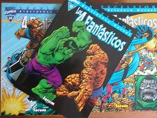 Bilbioteca Marvel Los 4 Fantasticos de Forum COMPLETA 35 tomitos