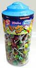 Traffic Light Lollies Full Tub 150 Lollies