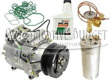 Complete A/C Compressor Kit Acura EL Honda CR-V Civic & Del Sol - NEW