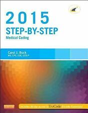 NEW - Step-by-Step Medical Coding, 2015 Edition, 1e