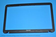"TOSHIBA Satellite C855 Series 15.6"" Laptop Front LCD BEZEL Cover V000270360"