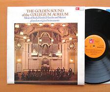 The Golden Sound Of The Collegium Aureum Harmonia Mundi BAB 9002 Stereo NM/EX