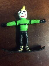 Jack The Box Snowboarding Jack With Bendable Arms - Pre Owned