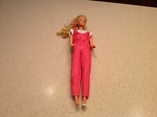 Vintage Barbie Doll With Clothes 1966 Mattel Phillipines EUC Swivel Waist