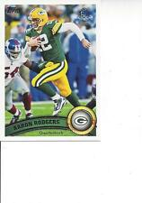 2015 TOPPS BUYBACK 60TH ANNIVERSARY 2011 Aaron Rogers Blue GREEN BAY PACKERS