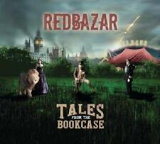 REDBAZAR - TALES FROM THE BOOKCASE NEW 2016 TIGERMOTH TALES PETER JONES