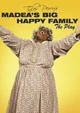 MADEA'S BIG HAPPY FAMILY THE PLAY New DVD Tyler Perry