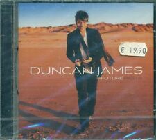 Duncan James/Blue - Future Past Cd Perfetto Mint