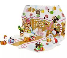 NEW DISNEY TSUM TSUM ADVENT CALENDAR COUNTDOWN TO CHRISTMAS TRAIN MICKEY MINNIE