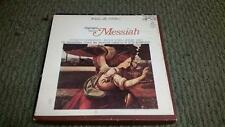 Handel: Messiah. Otto Klemperer.Reel To Reel Tape. Angel 4 Track