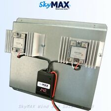 24V 200 Amp Solid State Digital Charge Controller 4 Wind Turbine and Solar Panel