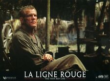 NICK NOLTE THE THIN RED LINE 1998 VINTAGE LOBBY CARD #2  TERRENCE MALICK