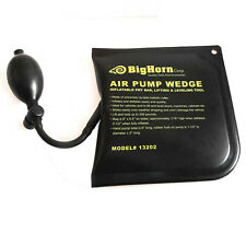 Big Horn 13202 Contractor-Grade Automotive Auto Entry Tool Air Pump Wedge