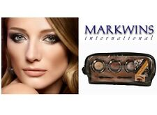 Markwins Bronze Brown Eye Shadow & Brush Set Make up tools Beauty Gifts