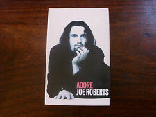 Joe  Roberts: Adore      Cassingle   NEW EX SHOP STOCK