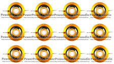 12pcs Diaphragm JBL, 2404, 2404H, 2404H-1,2405,2405H, 075, 076,8ohm