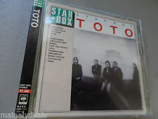 Starbox Toto JAPAN music CD Tested!