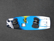 NEW  2014 CABRINHA CUSTOM CBL 136CM With 2015 H1 Bindings
