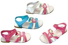 WHOLESALE LOT 36 Pairs Girls Flower Sandals Infant Shoes Heart Rhinestone(8088K)
