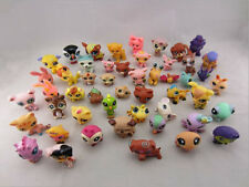 10X new Littlest Pet Shop Cat Dog Animal Figures Collection kid Toy 5-10 cm   GT