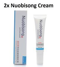2x Nuobisong  face treatment care acne scar cream removal blemish stretch marks