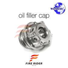 Titanium CNC Oil Filler Cap 1pc For Suzuki GSXR 750  88-16 08 09 10 11 12 13 14