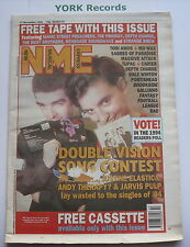 NEW MUSICAL EXPRESS NME - December 17 1994 - NOEL GALLAGHER / JUSTINE FRISCHMANN