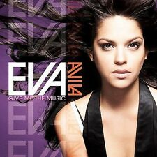 Give Me the Music Avila, Eva Audio CD