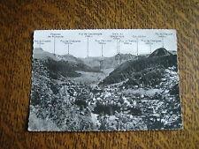 carte postale l'auvergne le mont-dore (alt. 1050m.) centre thermal