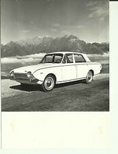 Ford Corsair GT Original Italian Photograph 1964 Excellent Condition