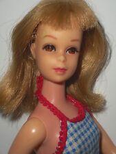 Vintage Barbie * BLONDE FRANCIE IN ORIGINAL Best Buy SUN DRESS #8644