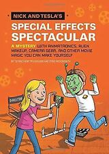 Nick and Tesla's Special Effects Spectacular: A Mystery with Animatron-ExLibrary