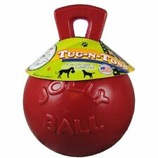 Jolly Pets Dog Chew Ball with Handle 10-Inch Tug-n-Toss For Extra Large Dog USA