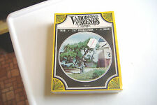 "~WOODLAND SCENICS~TK 18 3 1/2"" DOUBLE FORK~2 TREES~MINT IN BOX~"