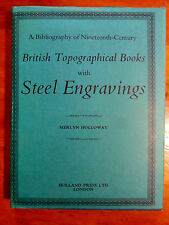 A Bibliography of 19th Century British Topographical Books with Steel Engravings