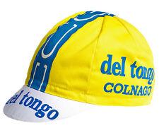 Deltongo COLNAGO Retrò Team Cotone Ciclismo Tappo ITALIANA fatta l'eroica