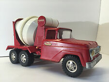 TONKA EARLY 1960'S #120 CEMENT MIXER, SWEET!