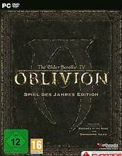 OBLIVION ELDER SCROLLS 4 + 2 Addons GOTY Game of the Year EDITION TopZustand