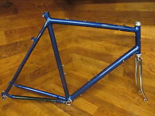 RARE VINTAGE CANNONDALE TOURING ROAD BIKE FRAME SET 62CM