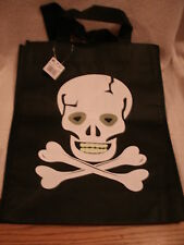 Skull Reusable Tote Bag