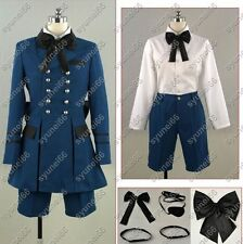 Black Butler II Ciel COSPLAY COSTUME CUSTOM ANY SIZE