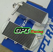 aluminum alloy radiator fit Yamaha YZ450F YZ 450 F YZF 2010-2013 2011 2012