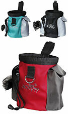 Activity Bag with Easy Dog Bag Dispenser & Treat Pouch + 20 Bags